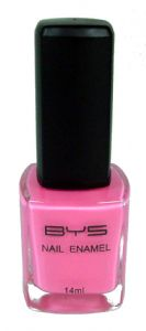 <b>BYS Nail Polish - Tickle Me Pink No. 201</b>